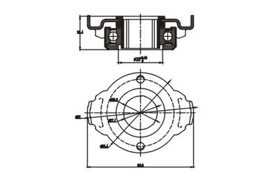离合器分离轴承(小车) - 台州宏汇机械有限公司
